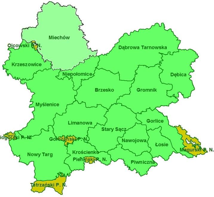 szko wyrz RDLP w krakowie